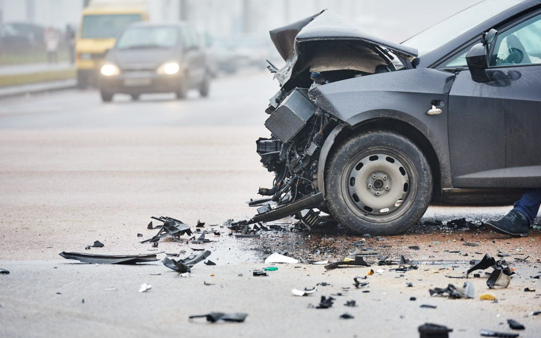 The Four Phone Calls You Need to Make After a Car Accident