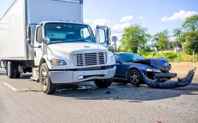 Tips for Accidents with Commercial Vehicles